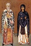 Священномученик Кипріан і мучениця Юстина