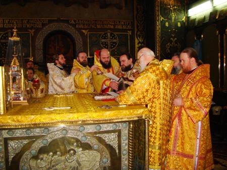 архієрейська хіротонія єпископа Марка