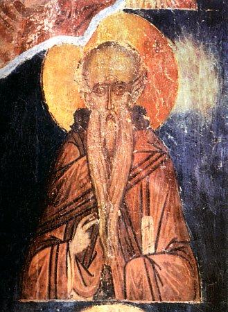 Преподобний Євфимій Великий
